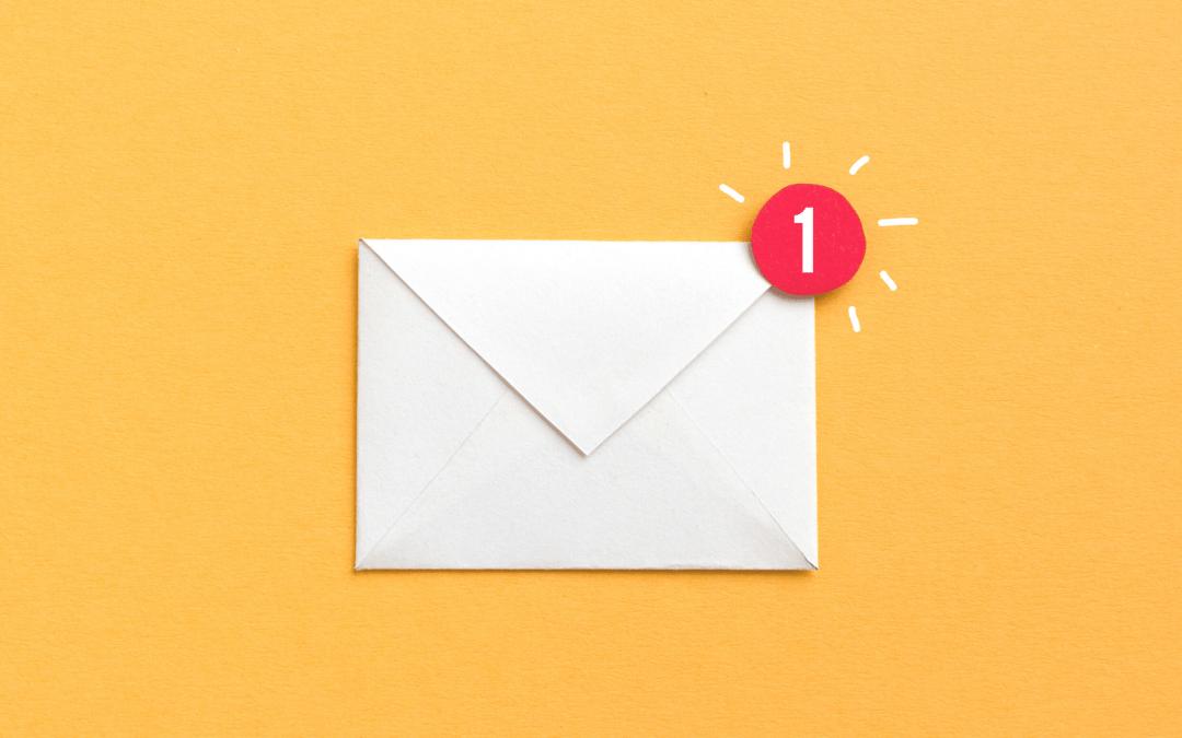 bâtir une liste courriels